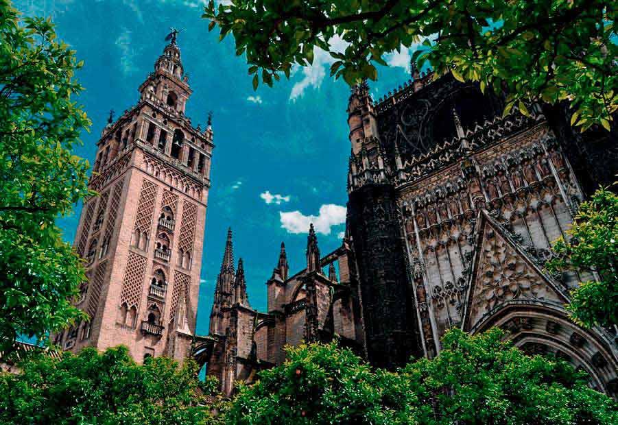 Baños Termales Sevilla | Sevilla La Ciudad Mas Bellas De Andalucia Y De Espana